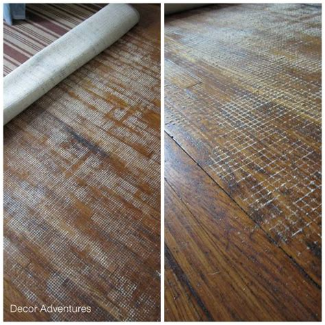 Rug Backing On Hardwood Floors by Why You Should Use A Rug Pad 187 Decor Adventures