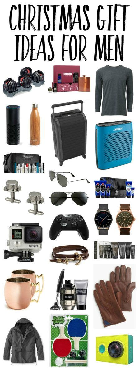 christmas gift ideas for men christmas gifts gift and xmas