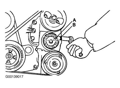 2004 Hyundai Santa Fe Timing Belt by 2004 Hyundai Santa Fe Serpentine Belt Routing And Timing