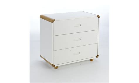 Stompa Drawers by Stompa Radius 3 Drawer Chest