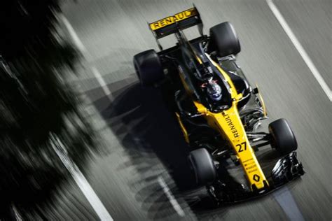 renault singapore renault sport f1 singapore grand prix practices