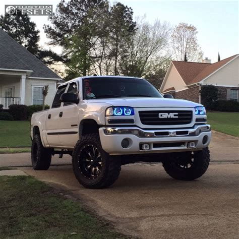 lifted gmc 2005 gmc sierra lifted www pixshark com images