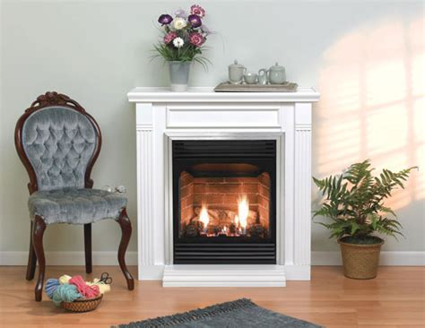 Empire Vent Free Fireplace by Empire Comfort Complete Vail 24 Gas Vent Free Fireplace