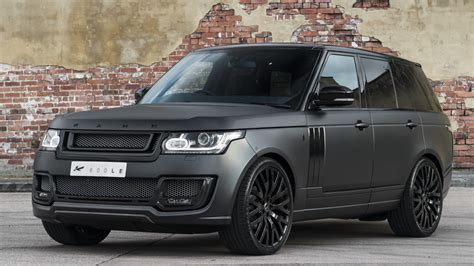 kahn range rover range rover tuning kahn design pimps up rr with two