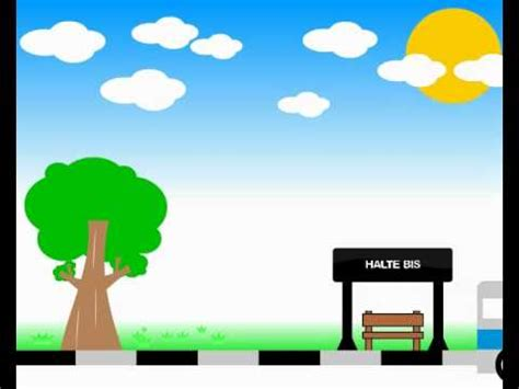 background jalanan animasi berangkat sekolah daniwarrior youtube