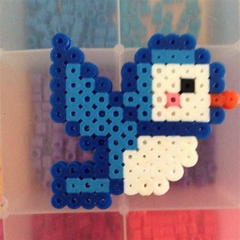 hama animals bird hama perler by anime gamer gir1 hama