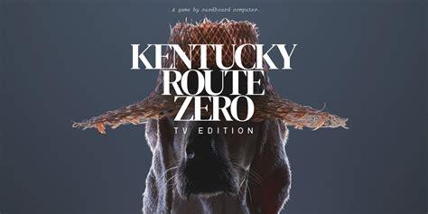 kentucky route  tv edition nintendo switch