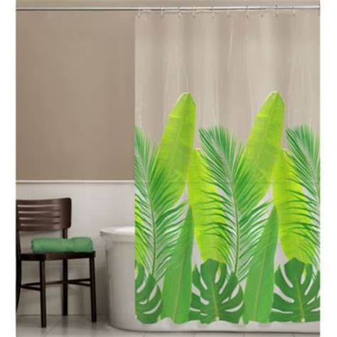 leaves shower curtain buy leaves shower curtain from bed bath beyond