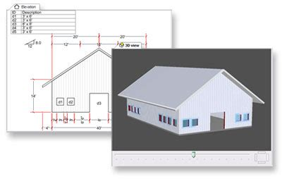 building drawing tool steel building design steel buildings
