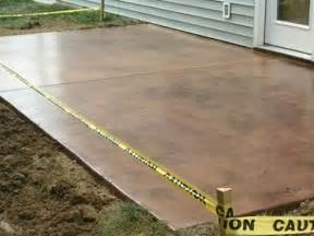 colored cement colored concrete c r concrete contractors inc