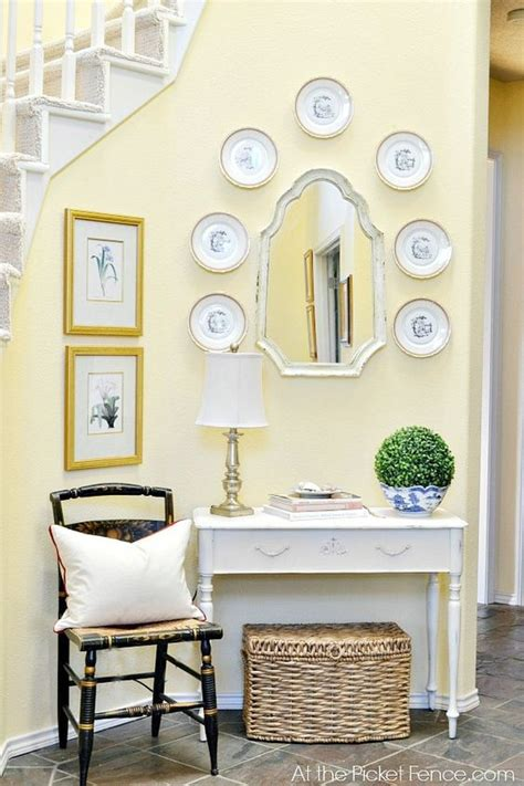 pale yellow decorating pale yellow painted walls inspiration by color