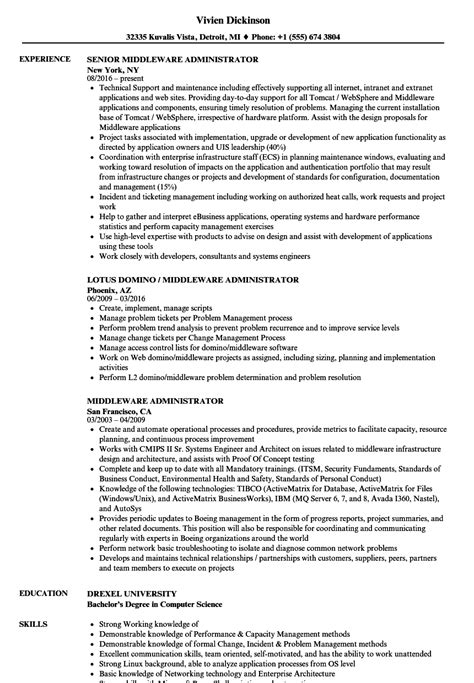 Lotus Notes Developer Sle Resume by Lotus Notes Administration Sle Resume Sle Resume For Graphic Artist Hr Administrative