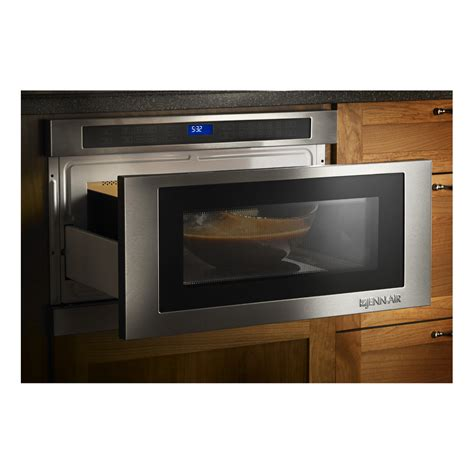 Drawer Microwaves Reviews by Jmd2124wsjenn Air 1 0 Cu Ft 950w Microwave Drawer Stainless Black Big George S Home Appliance Mart