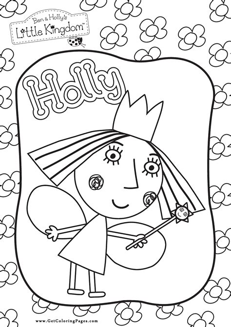 princess holly coloring page coloring pages princess holly adult monster free christmas