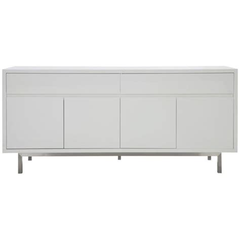 Freedom Drawers by Signature 4 Door 2 Drawer Buffet Freedom Furniture And