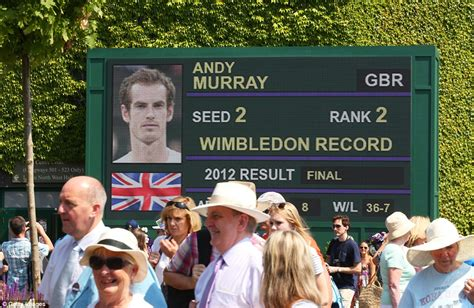 Andy Giveaway Contest Mound by Andy Murray Becomes To Win Wimbledon In