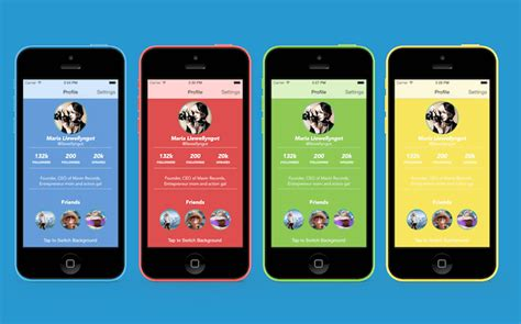 home design colour app color splash iphone and ios app ui design templates
