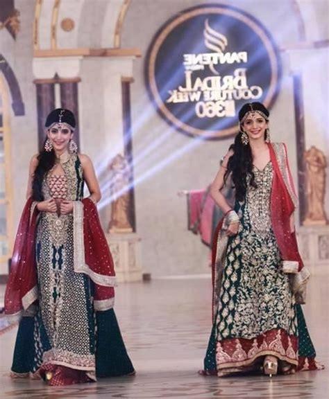 marwa dress urwa hocane and marwa hocane at pentene bridal couture