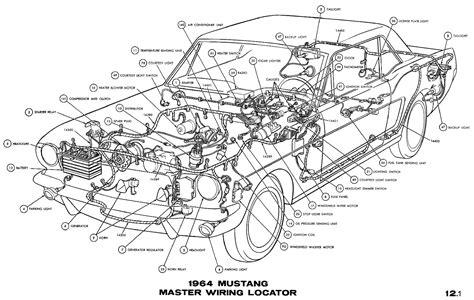 mustang wiring diagrams average joe restoration