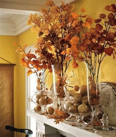 home fall decor inspired design diy fall decor for the home
