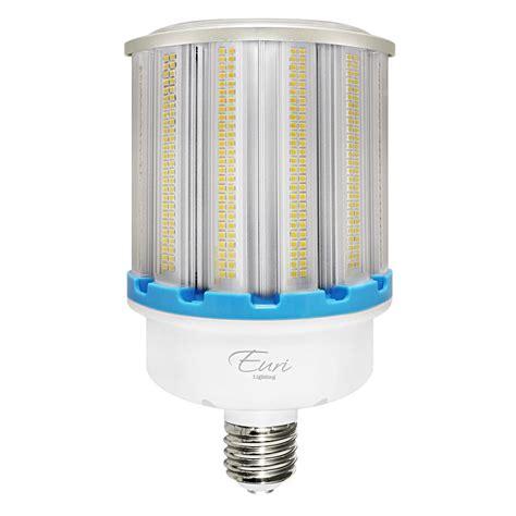 what is integrated led lighting euri lighting corn bulb 400 watt white integrated led high