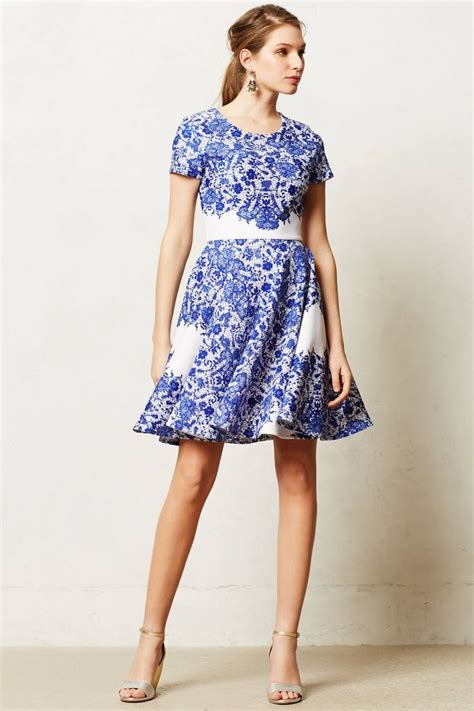 Anthropologie Summer Dress by In With This Flirty Dress From Anthropologie Chic
