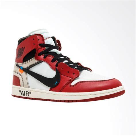 Sepatu Nike Sneakers 1 jual nike air 1 high white sepatu sneakers