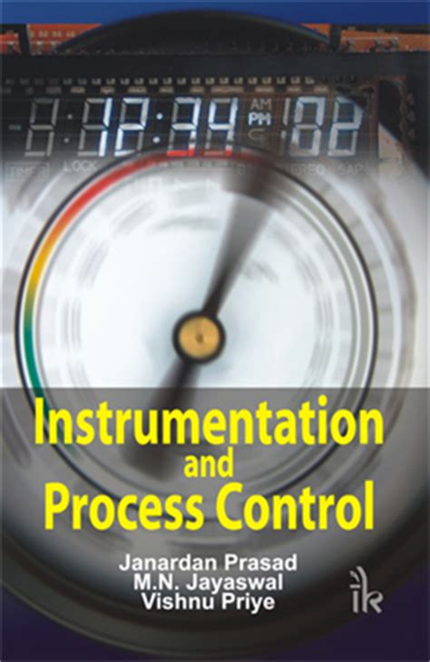 instrumentation and process instrumentation and process book engineering