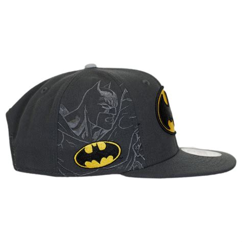 new era dc comics batman sidecrest 9fifty snapback