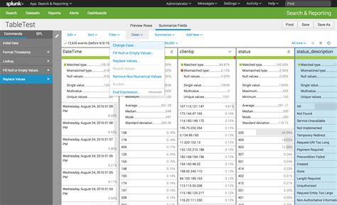 Splunk Table by Splunk Blogs Tips Tricks And News From Splunk