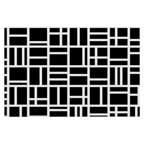 Black And White Welcome Mat Trebam Quot Kutije Quot Black White Decorative Door Mat Products