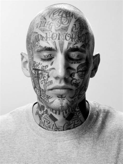 face tattoo meanings best 25 tattoos ideas on artistic