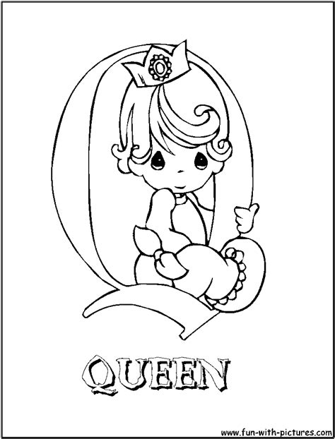 Precious Moments Alphabet A Z Coloring Pages Coloring Home Precious Moments Baby Coloring Pages Free