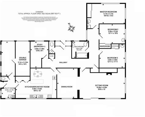 6 bedroom bungalow house plans bungalow floor plans uk universalcouncil info