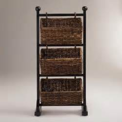 bathroom designs traditional rattan baskets glossy