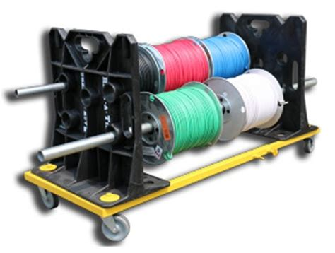 Cable Dispenser Rack by Rack A Tiers Wire Dispenser Racks The One Tool That Does