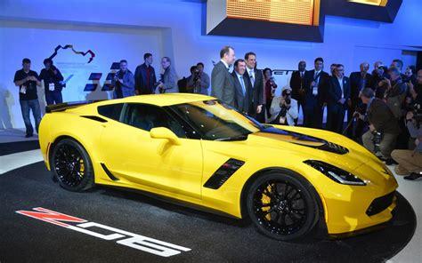 Auto L Guide by Chevrolet Corvette Z06 2015 Au Salon De L Auto De D 233 Troit