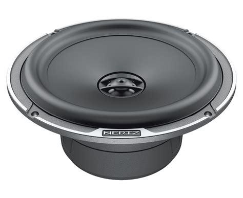 Speaker Coaxial mpx 165 5 hertz mille pro car audio coaxial speakers