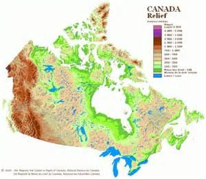 topographic maps canada arctic astronomy