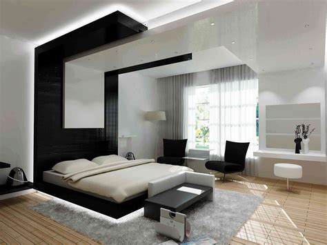 japanese bedroom interior design style with white wall