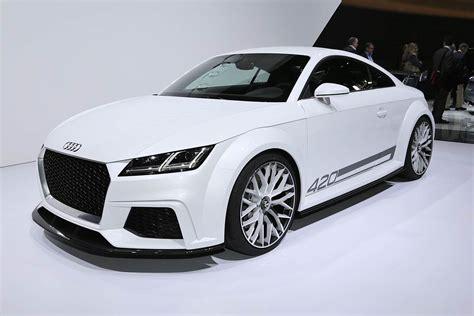 Der Neue Audi Tt by Genf 2014 Der Neue Audi Tt Quattro Sport Mein Auto Blog