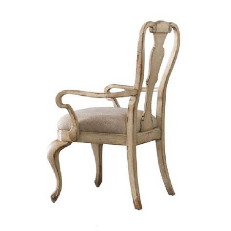 Intotal Verwood Dining Arm Chair Furniture Wakefield White Splatbackarm Dining Chair 5004 75400