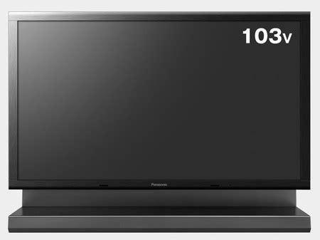 Tv Panasonic November panasonic th p103mt2 an 103 inch 3d plasma tv