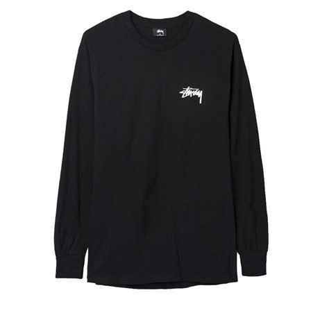 Sleeve T Shirt Stussy buy stussy og stock longs sleeve t shirt stussy