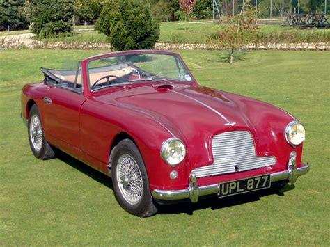 1955 Aston Martin by 1955 Aston Martin Db2 Photos Informations Articles