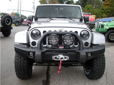 Bad Jeep Rubicon Purchase New Big Bad And Billet Another Rubitrux