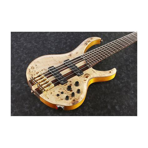 Bridge Bass 5s Ibanez ibanez btb premium btb1606 ntf 171 electric bass guitar