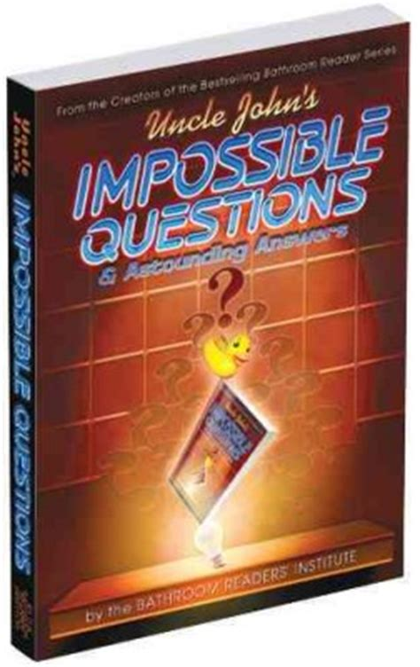 bathroom reader book uncle john 180 s impossible questions bathroom reader book review series tv