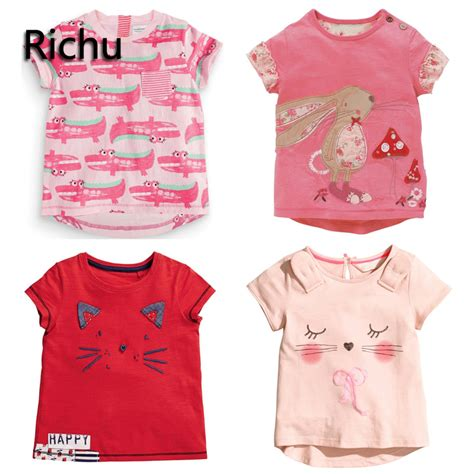 baby printed brand baby tops printed baby t shirt for