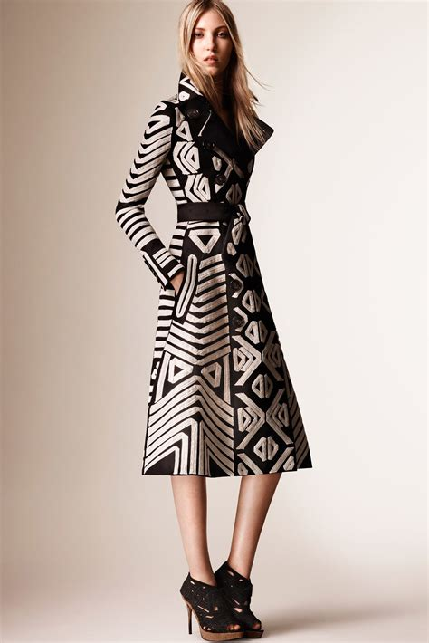 burberry resort 2016 collection vogue